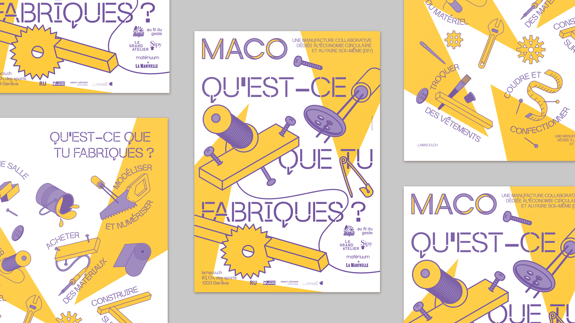 MACO_Affiches